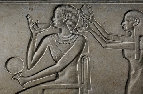Shaving In Ancient Egypt