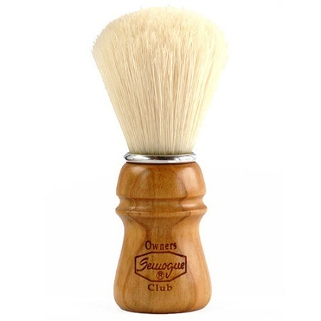 Semogue Cherry Wood Bristle Shaving Brush