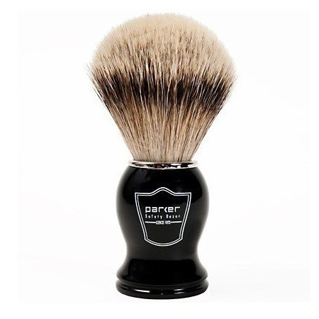 Parker Safety Razor Silvertip Shaving Brush