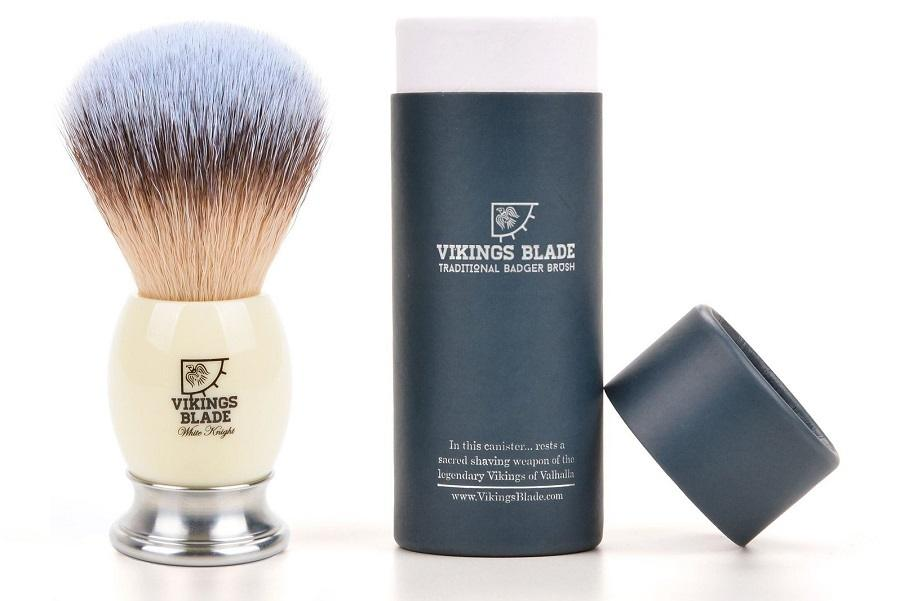 Vikings Blade Luxury Shaving Brush Review
