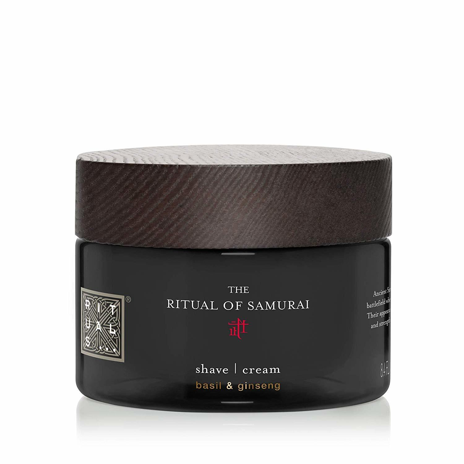 Rituals of Samurai shaving cream
