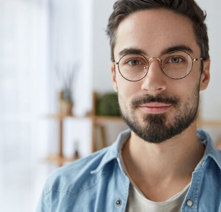 Beard Style for Round Faces