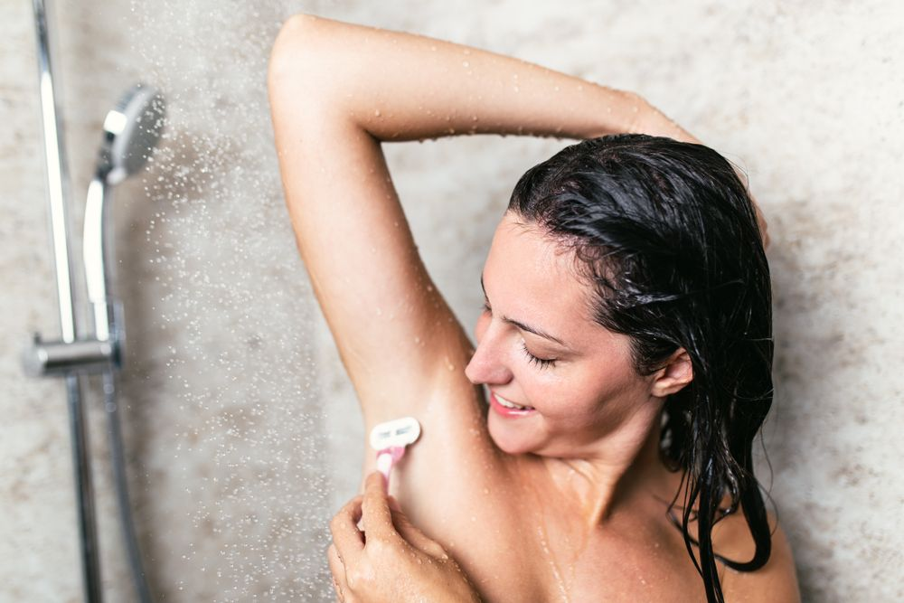 How To Shave Armpit Without Shaving Cream
