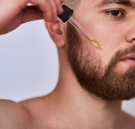 How To Straighten Beard Hair