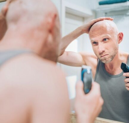 How to Shave Your Head Bald