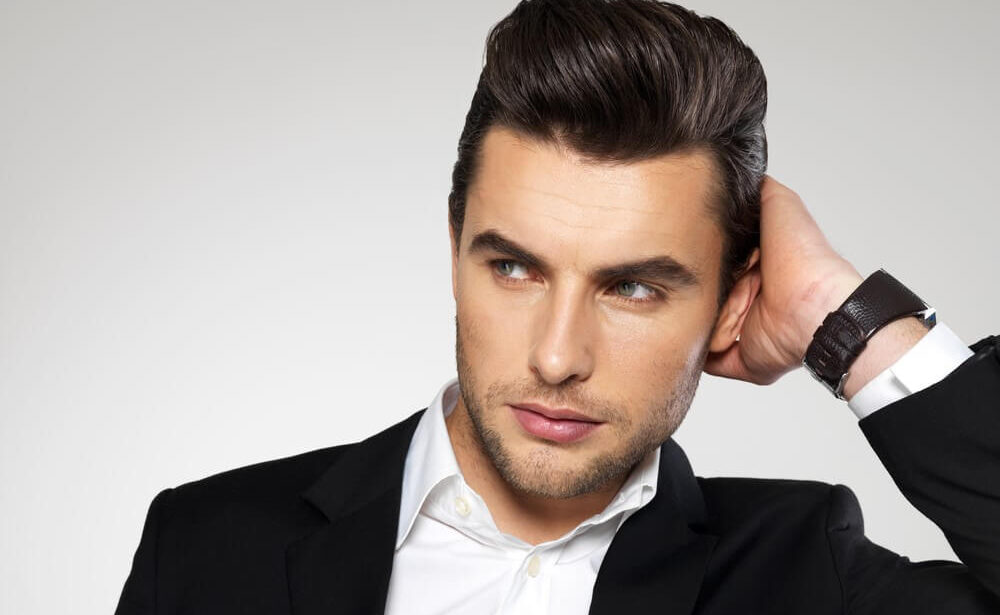 Men's Hairstyles for Fine Straight Hair